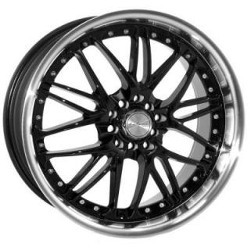 Katana Racing GR4 Hyperblack Machined Lip Wheel