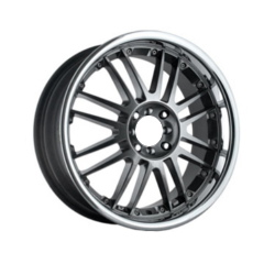 Volk Racing GT-30 Gunmetal 19X9 5-114.3 Wheel
