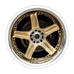 Volk Racing GTC-2 Gold 19X11 5-114.3 Wheel