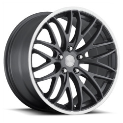 Katana Racing GTM Gunmetal Machined Lip 19X9 5-114.3 Wheel