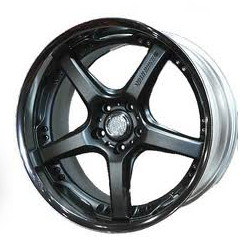 Volk Racing GTS Titanium Gunmetal Wheel