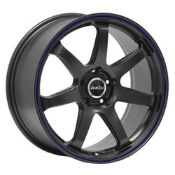 Axis HALO Matte Black Wheel