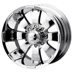 Mazzi HULK Chrome 22X10 8-165.1 Wheel
