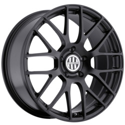 Victor Equipment INNSBRUCK Matte Black 18X8 5-130 Wheel