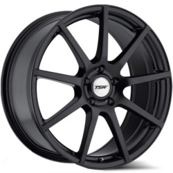 TSW INTERLAGOS Matte Black 18X10 5-114.3 Wheel