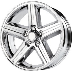 Wheel Replicas IROC Chrome 20X8 5-120.7 Wheel
