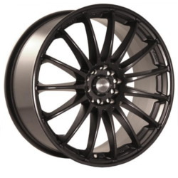 Katana Racing K15 Dark Gunmetal 18X8 4-100 Wheel