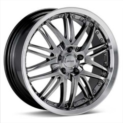 Verde KAOS Hyp S. Dark 18X8 5-120.7 Wheel