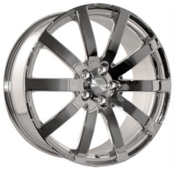 Katana Racing KP1 Chrome 18X8 5-112 Wheel