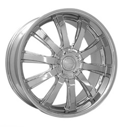 Katana Racing KP2 Chrome Wheel