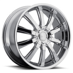 Katana Racing KP2 Silver Machined Face Wheel