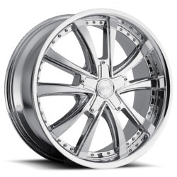 Katana Racing KP3 Chrome Wheel