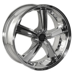 Katana Racing KR12 Chrome 18X8 5-114.3 Wheel