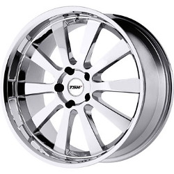 TSW LONDRINA Chrome 19X8 5-112 Wheel