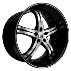 Lexani LSS-5 Chrome Wheel