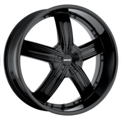 MKW M103 Black Wheel