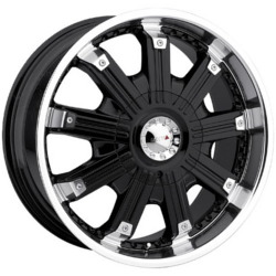 MKW M59 Black Wheel