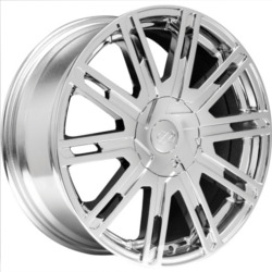 Enkei MAJESTY Chrome 18X8 5-115 Wheel