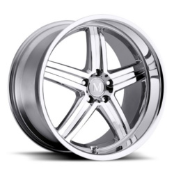 Mandrus MANNHEIM Chrome Wheel