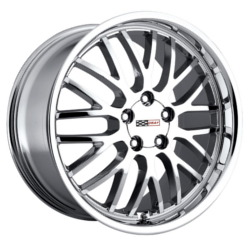 Cray MANTA Chrome 19X11 5-120.7 Wheel