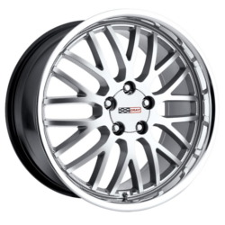 Cray MANTA Hyper Silver Mirror Lip 20X9 5-120.7 Wheel