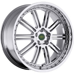 Redbourne MARQUES Chrome 22X10 5-120 Wheel