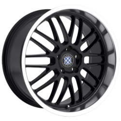 Beyern MESH Black 20X10 5-120 Wheel