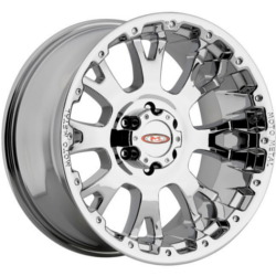 Moto Metal MO956 Chrome 20X10 6-139.7 Wheel