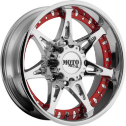 Moto Metal MO961 Chrome 18X9 5-127 Wheel