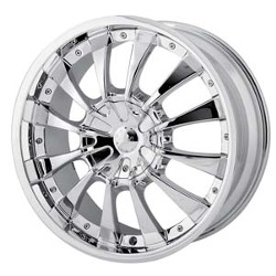MPW MP202 Chrome Wheel