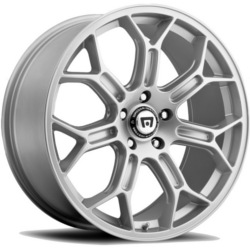Motegi Racing MR120 Race Silver 19X10 5-114.3 Wheel