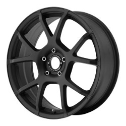 Motegi Racing MR121 Satin Black 16X7 4-114.3 Wheel