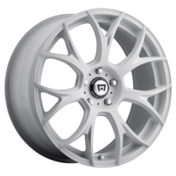 Motegi Racing MR126 Matte White Milled