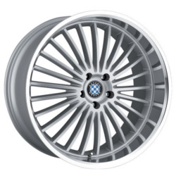 Beyern MULTI Silver 20X9 5-120 Wheel
