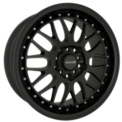 Tenzo-R Meister V.1 Black 17X8 5-100 Wheel