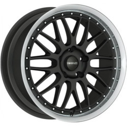 Tenzo-R Meister V.2 Black 18X8 5-114.3 Wheel