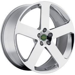Redbourne NOTTINGHAM Chrome 20X10 5-120 Wheel