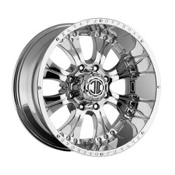 Extreme NX-1 Chrome 20X10 6-139.7 Wheel