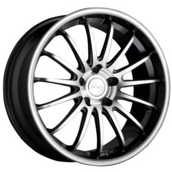 Ace PASSION Gunmetal Wheel