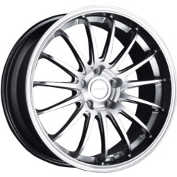 Ace PASSION Hypersilver 18X8 5-112 Wheel