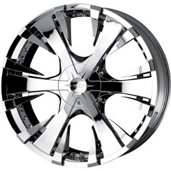 Baccarat PHANG Chrome Wheel