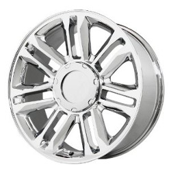 Wheel Replicas PLATINUM Chrome Wheel