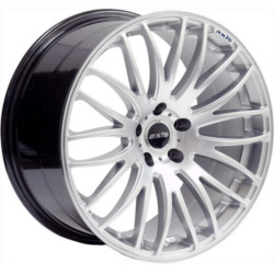 Axis POWER Hypersilver 19X10 5-120 Wheel