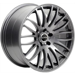 Axis POWER Matte Gunmetal 20X9 5-114.3 Wheel