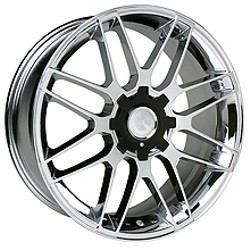 Ace RADIUM Chrome 18X8 5-114.3 Wheel