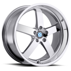 Beyern RAPP Chrome 19X9 5-120 Wheel