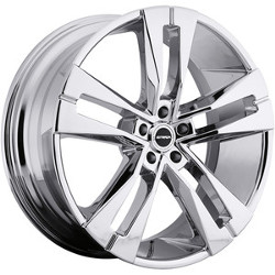 Strada RAZZA Chrome 22X9 5-115 Wheel