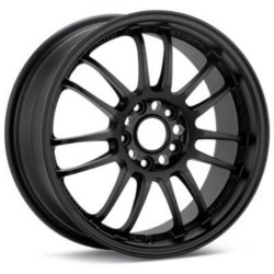 Volk Racing RE30 Diamond Black 18X9 5-114.3 Wheel