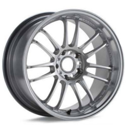 Volk Racing RE30 Formula Silver 18X9 5-120 Wheel