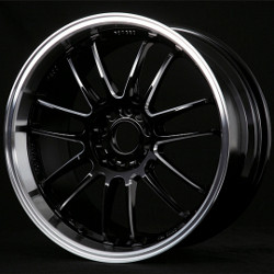 Volk Racing RE30 Gloss Black 19X10 5-114.3 Wheel